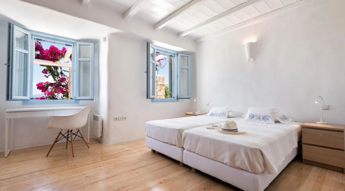 Villa in Paros 500 meters from the beach, Paros Home for Sale, Paros Real estate, Paros houses for Sale, Cyclades Villas 10