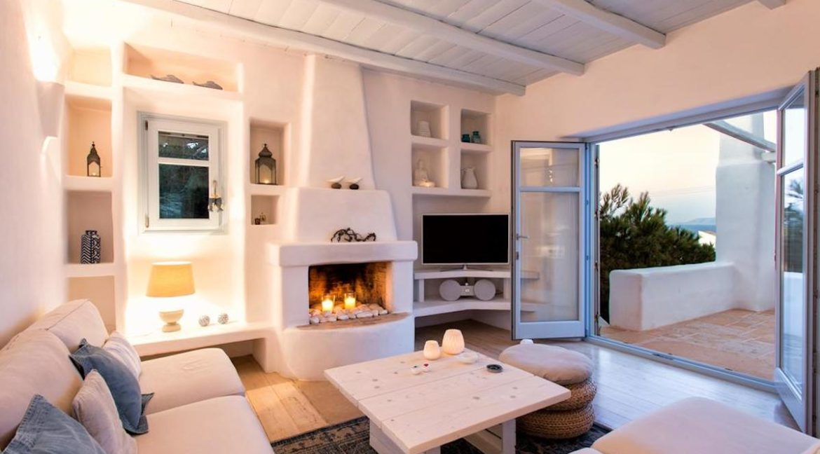 Villa in Paros 500 meters from the beach, Paros Home for Sale, Paros Real estate, Paros houses for Sale, Cyclades Villas 16