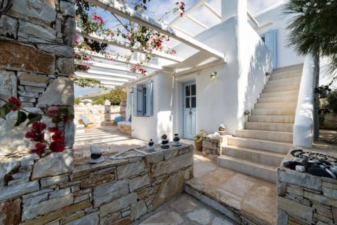 Villa in Paros 500 meters from the beach, Paros Home for Sale, Paros Real estate, Paros houses for Sale, Cyclades Villas 22