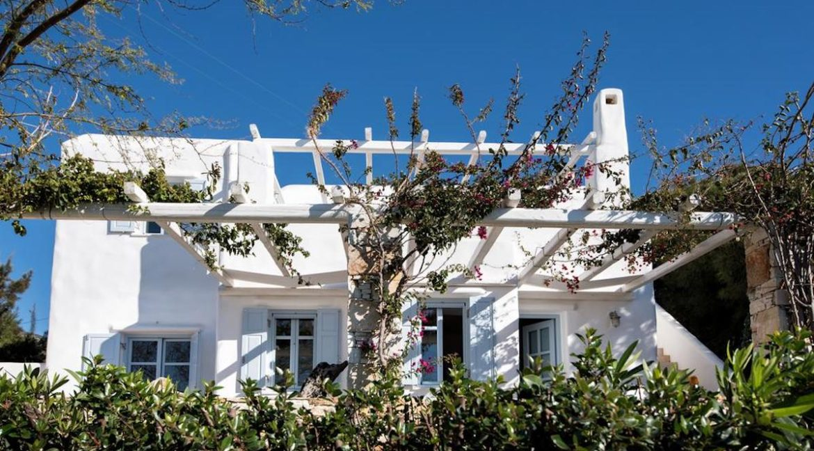 Villa in Paros 500 meters from the beach, Paros Home for Sale, Paros Real estate, Paros houses for Sale, Cyclades Villas 23