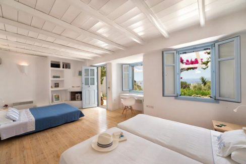 Villa in Paros 500 meters from the beach, Paros Home for Sale, Paros Real estate, Paros houses for Sale, Cyclades Villas 9