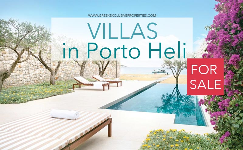 Villas for Sale Porto Heli Peloponnese Greece, Porto Heli Greece. Luxury property for sale Peloponnese, Villa in Porto Heli, Property for sale in Greece beachfront