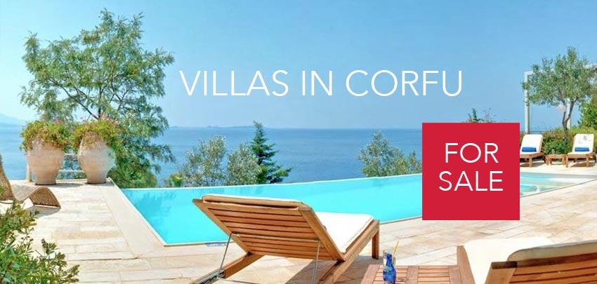 Villas for Sale in Corfu, Luxury Estate in Corfu, Corfu property agency, Corfu property for sale north east, Corfu Greece