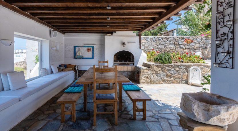 Waterfront Luxury Villa in Mykonos. Mykonos estates, elite estates Mykonos, Luxury Estate Mykonos, Seafront Villa Mykonos, Mykonos Villas 15