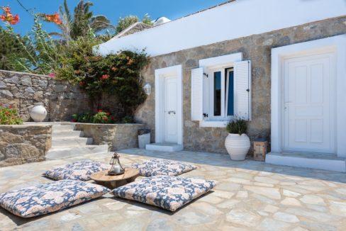 Waterfront Luxury Villa in Mykonos. Mykonos estates, elite estates Mykonos, Luxury Estate Mykonos, Seafront Villa Mykonos, Mykonos Villas 18