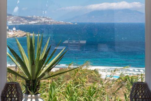 Waterfront Luxury Villa in Mykonos. Mykonos estates, elite estates Mykonos, Luxury Estate Mykonos, Seafront Villa Mykonos, Mykonos Villas 20