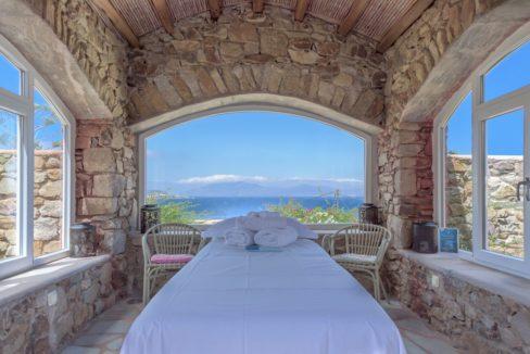 Waterfront Luxury Villa in Mykonos. Mykonos estates, elite estates Mykonos, Luxury Estate Mykonos, Seafront Villa Mykonos, Mykonos Villas 21