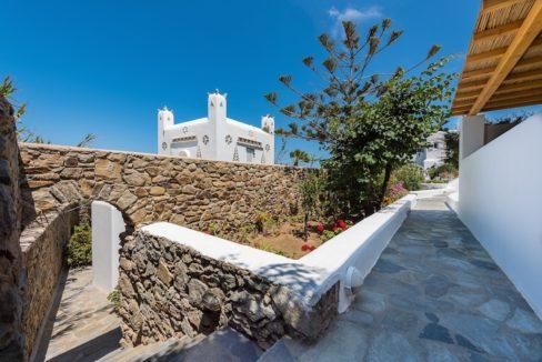 Waterfront Luxury Villa in Mykonos. Mykonos estates, elite estates Mykonos, Luxury Estate Mykonos, Seafront Villa Mykonos, Mykonos Villas 25