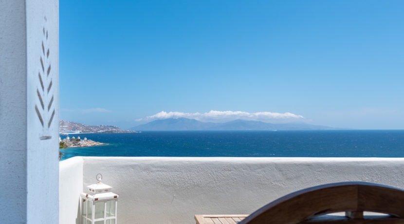 Waterfront Luxury Villa in Mykonos. Mykonos estates, elite estates Mykonos, Luxury Estate Mykonos, Seafront Villa Mykonos, Mykonos Villas 27