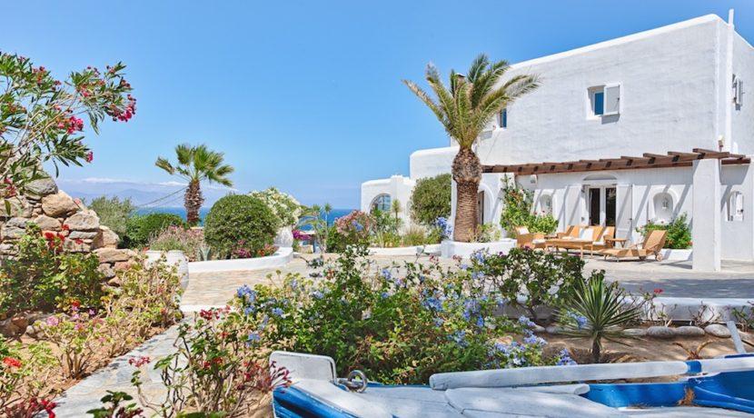 Waterfront Luxury Villa in Mykonos. Mykonos estates, elite estates Mykonos, Luxury Estate Mykonos, Seafront Villa Mykonos, Mykonos Villas 28