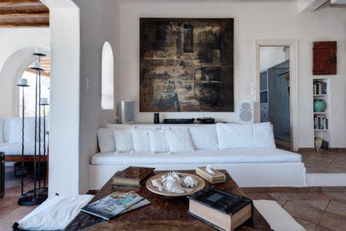 Waterfront Luxury Villa in Mykonos. Mykonos estates, elite estates Mykonos, Luxury Estate Mykonos, Seafront Villa Mykonos, Mykonos Villas 8
