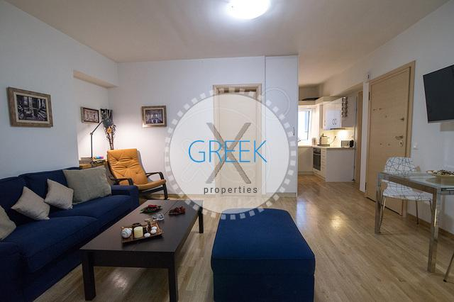 Apartment at Koukaki Center of Athens