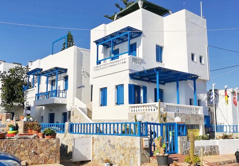 Beachfront Apartments Hotel of 9 studios in Crete, Seafront small Hotel in Greece, Greek Seafront Hotelfor Sale, Small Hotel in Crete for Sale 4