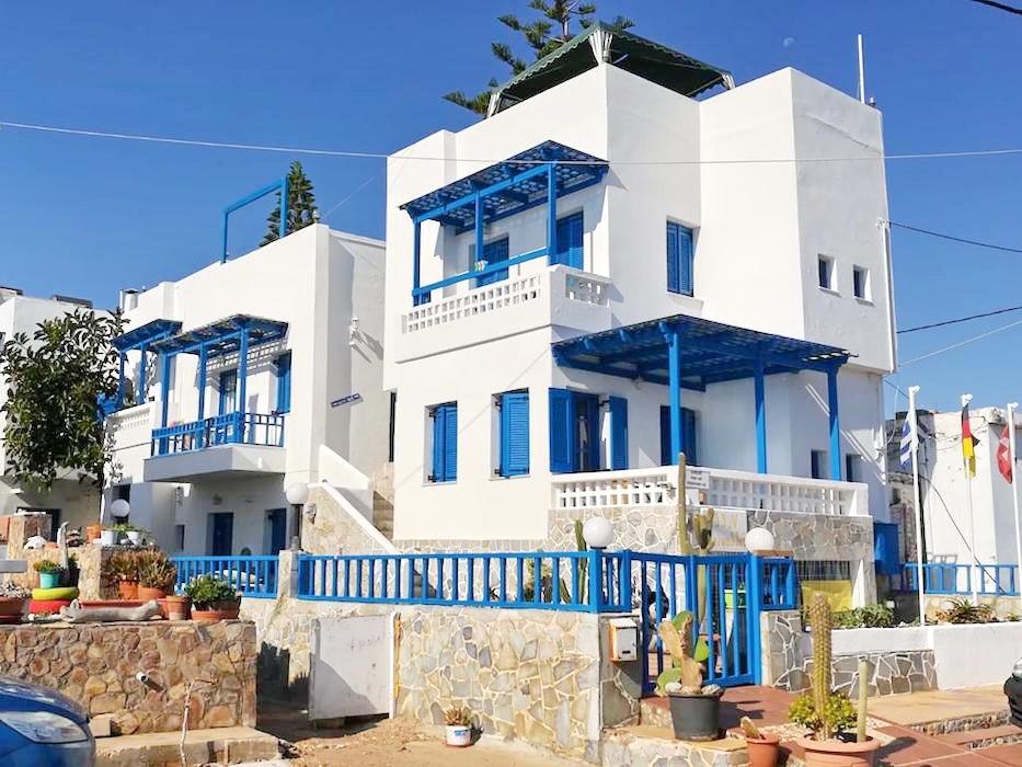 Beachfront Property in Crete, Can become one seafront Villa, Near Malia