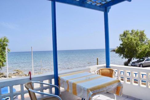 Beachfront Apartments Hotel of 9 studios in Crete, Seafront small Hotel in Greece, Greek Seafront Hotelfor Sale, Small Hotel in Crete for Sale 5