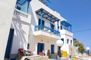 Beachfront Apartments Hotel of 9 studios in Crete, Seafront small Hotel in Greece, Greek Seafront Hotelfor Sale, Small Hotel in Crete for Sale
