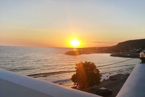 Beachfront Apartments Hotel of 9 studios in Crete, Seafront small Hotel in Greece, Greek Seafront Hotelfor Sale, Small Hotel in Crete for Sale 7