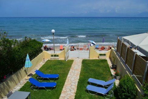 Beachfront House in Corfu excellent Investment, Seafront House in Corfu, Beachfront Property in Corfu, Greek Villa on the beach, Corfu Homes for Sale 10
