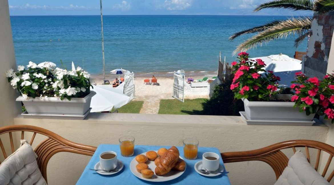Beachfront House in Corfu excellent Investment, Seafront House in Corfu, Beachfront Property in Corfu, Greek Villa on the beach, Corfu Homes for Sale 9