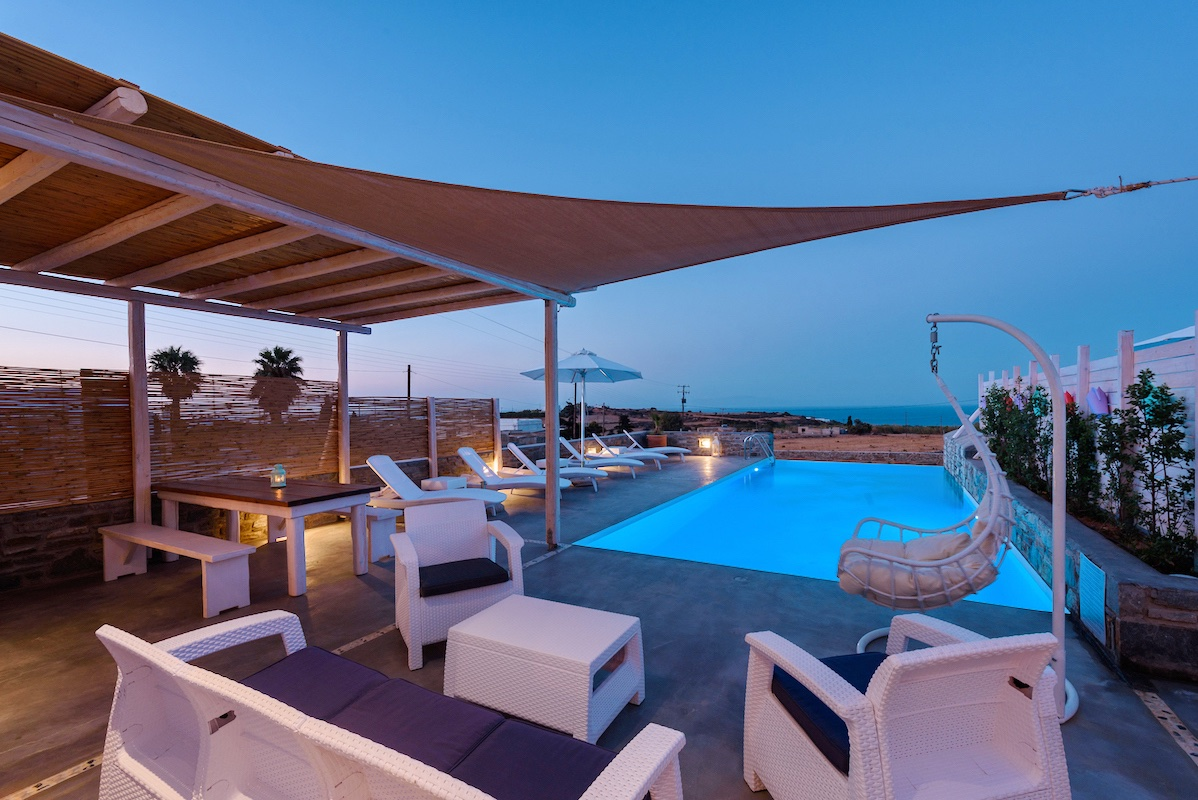 Beautiful House for Sale in Paros