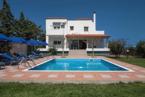 Beautiful Villa in Heraklio Crete with 4 Bedrooms , Villas for Sale in Crete, Crete Villas, Property in Crete, House in Crete, Crete Real Estate 18