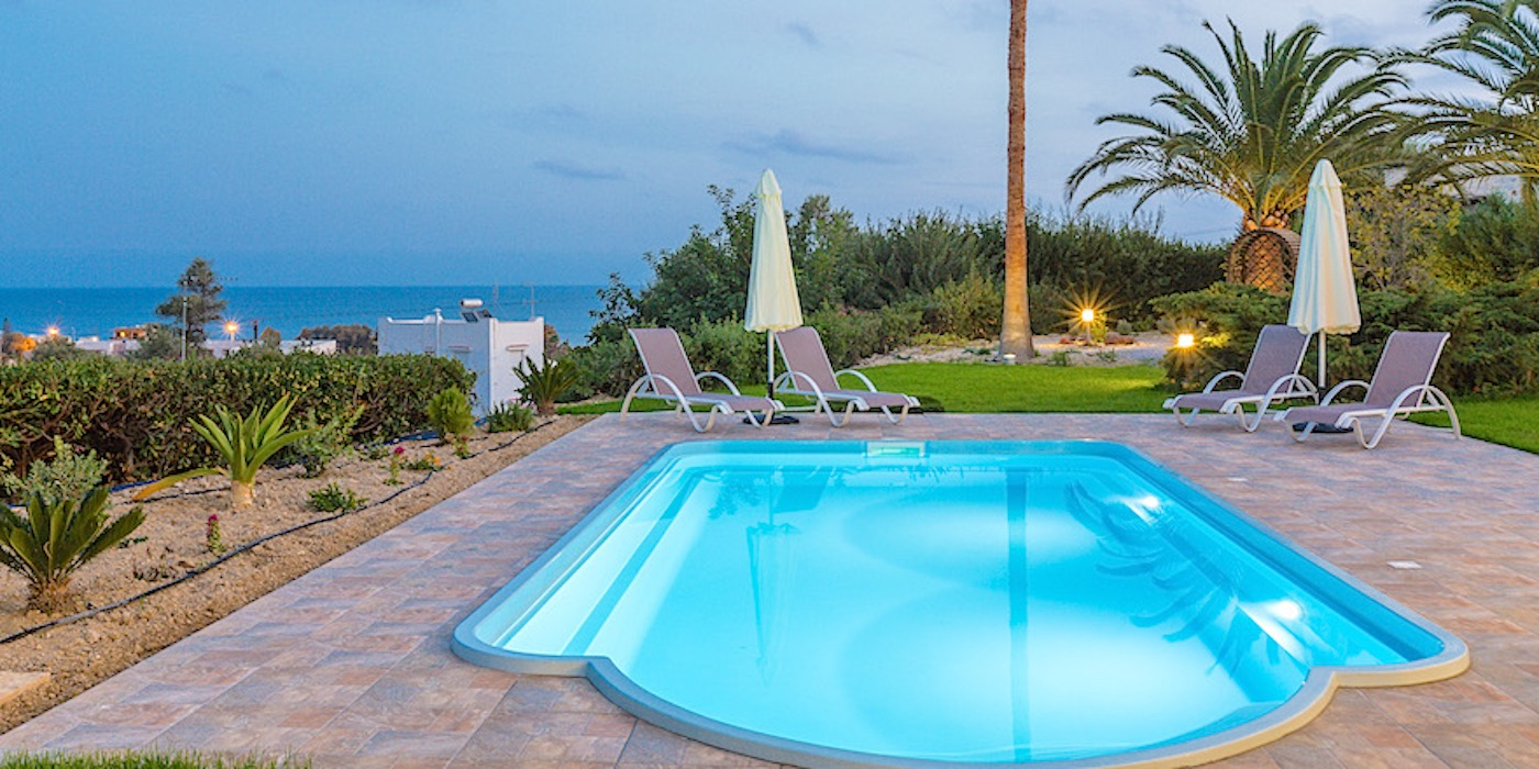 Beautiful Villa near the sea in Crete, Sfakaki Rethymno