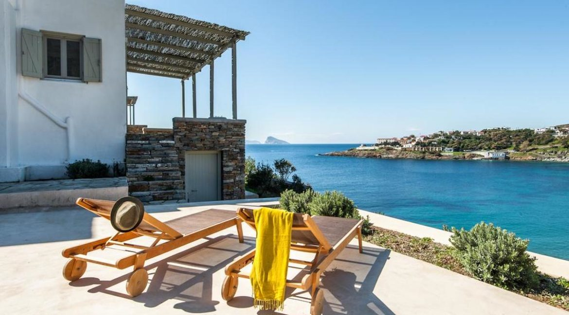 Beautiful house in Kythnos island Greece, by the sea, Cyclades Villas Greece, House in Greece, Greek island Villas for sale, Greek Villas 18