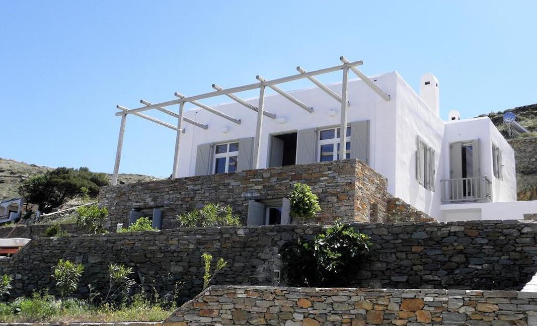 Beautiful house in Kythnos island Greece, by the sea, Cyclades Villas Greece, House in Greece, Greek island Villas for sale, Greek Villas 2