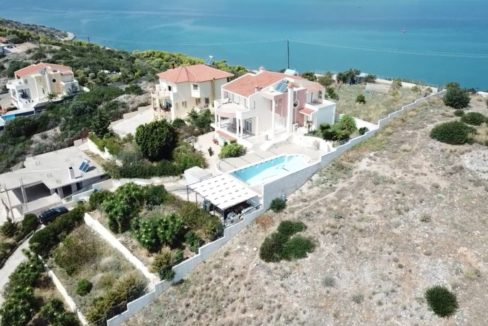 Excellent Villa by the sea near Athens, Seafront Villa in Attica, Buy Villa in Athens, Buy Villa near Athens, Sea View Property in Athens 4