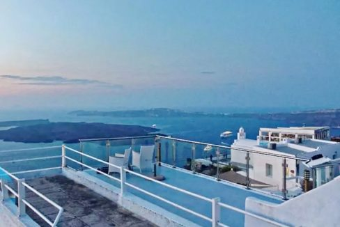 House in Santorini Imerovigli with View at Caldera, House to REnovate at Caldera Santorini, House at Imerovigli Santorini, House with Sea view Santorini 10