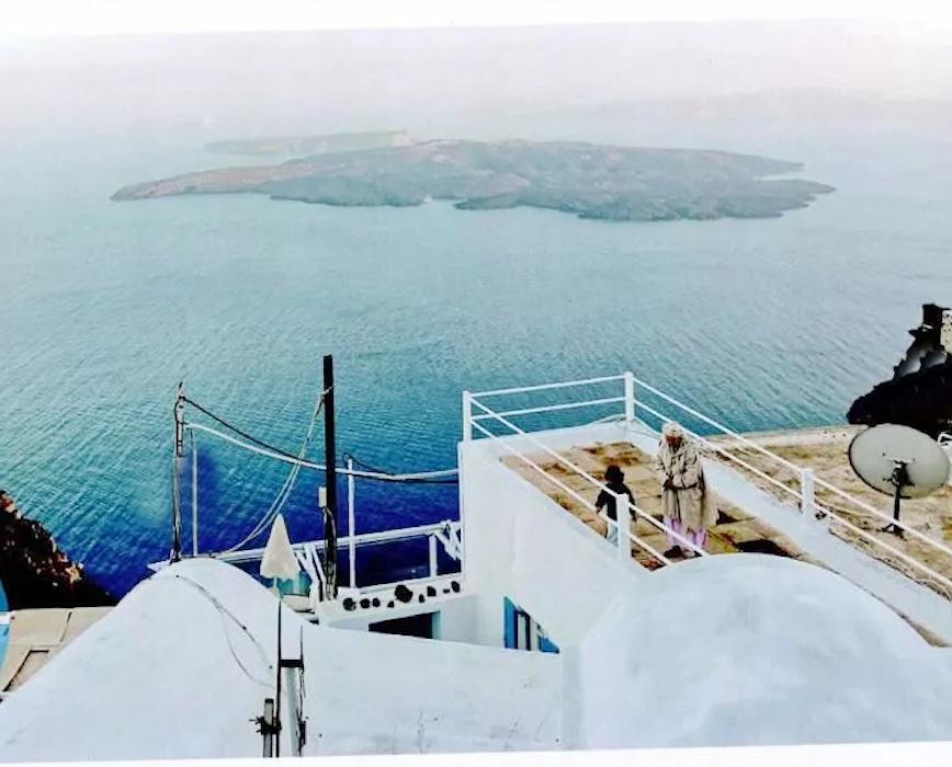 House in  Santorini Imerovigli with View at Caldera