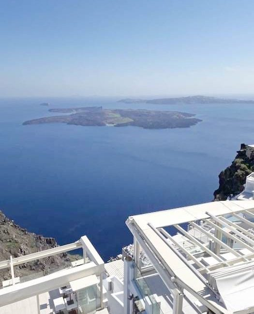 House in Santorini Imerovigli with View at Caldera, House to REnovate at Caldera Santorini, House at Imerovigli Santorini, House with Sea view Santorini 3