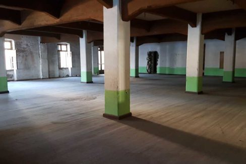 Investment Project in Samos Island Greece, Old building into Hotel, Seafront old building in Samos to become a hotel, Old building for sale in Greek Island 1