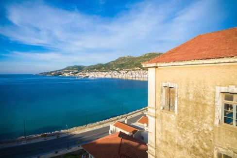 Investment Project in Samos Island Greece, Old building into Hotel, Seafront old building in Samos to become a hotel, Old building for sale in Greek Island 12