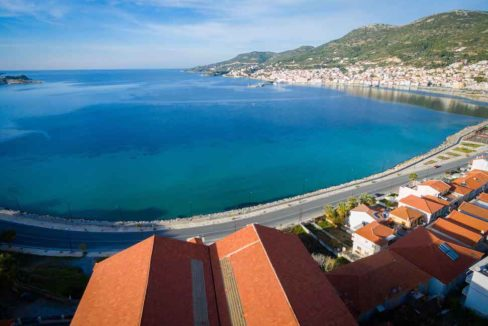Investment Project in Samos Island Greece, Old building into Hotel, Seafront old building in Samos to become a hotel, Old building for sale in Greek Island 13