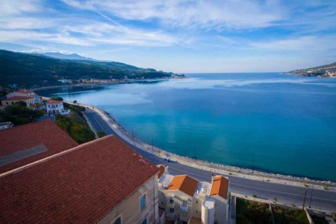 Investment Project in Samos Island Greece, Old building into Hotel, Seafront old building in Samos to become a hotel, Old building for sale in Greek Island 14
