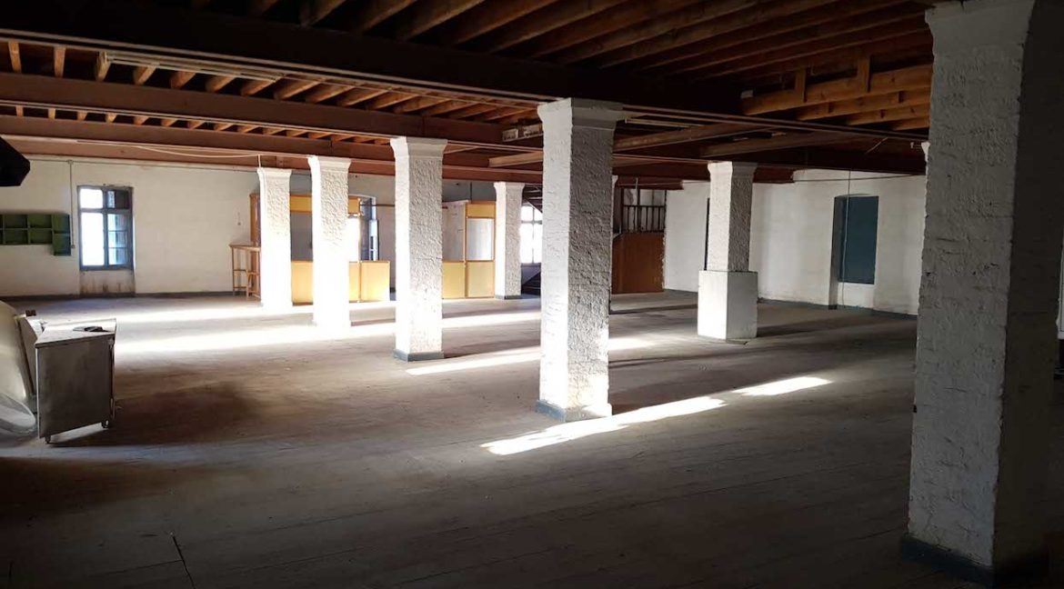 Investment Project in Samos Island Greece, Old building into Hotel, Seafront old building in Samos to become a hotel, Old building for sale in Greek Island 2