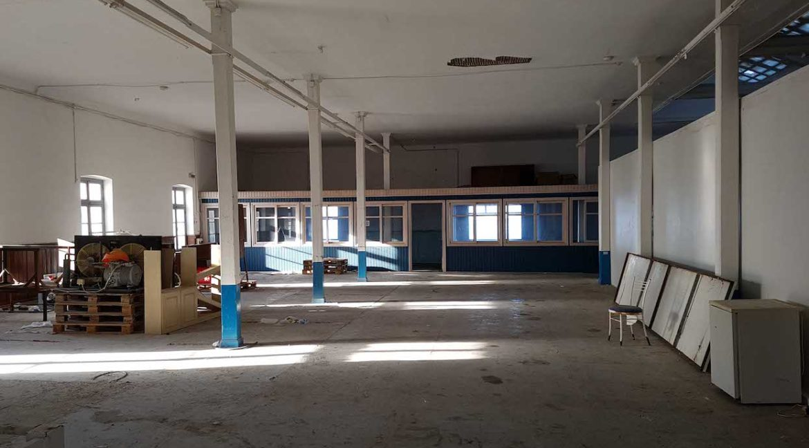Investment Project in Samos Island Greece, Old building into Hotel, Seafront old building in Samos to become a hotel, Old building for sale in Greek Island 3