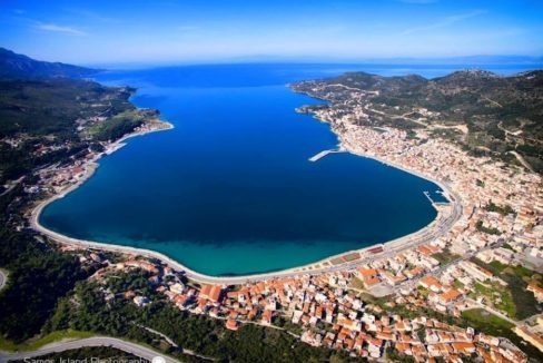 Investment Project in Samos Island Greece, Old building into Hotel, Seafront old building in Samos to become a hotel, Old building for sale in Greek Island 4