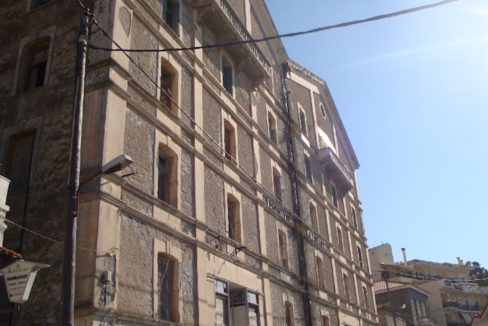Investment Project in Samos Island Greece, Old building into Hotel, Seafront old building in Samos to become a hotel, Old building for sale in Greek Island 7