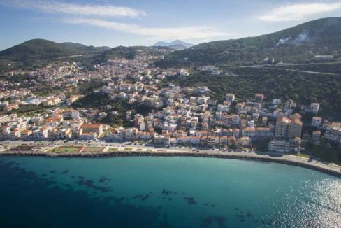 Investment Project in Samos Island Greece, Old building into Hotel, Seafront old building in Samos to become a hotel, Old building for sale in Greek Island 8