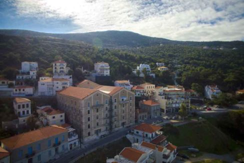 Investment Project in Samos Island Greece, Old building into Hotel, Seafront old building in Samos to become a hotel, Old building for sale in Greek Island 9