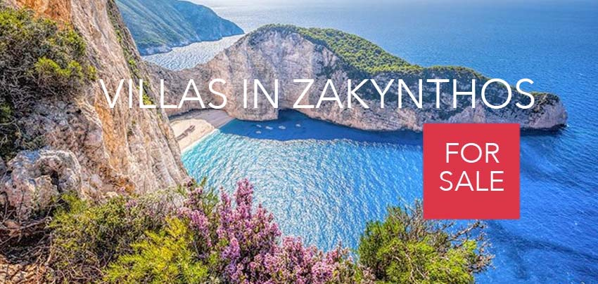 Luxury Estates in Zakynthos, Properties in Zakynthos, Real Estate in Zante, Villas in Zakynthos