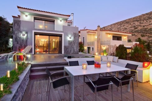 Luxury House in South Athens, Anavyssos, near the sea, Villa by the sea in Athens, Villa in south Athens, Property in south Athens 25