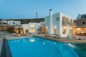 Luxury Villa Mykonos Kanalia Ornos, Mykonos Properties