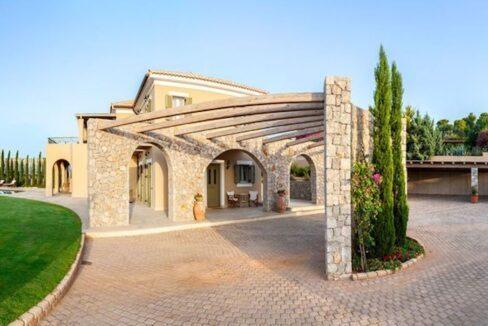 Luxury Villa for sale in Porto Heli, Peloponnese, Luxury Estate Greece, Property in Peloponnese, Villa Porto Cheli Greece 1