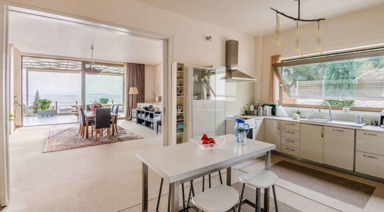 Luxury villa in Lagonisi Athens, Villas in Attica, Villas in south Athens, villas in Lagonisi, Real Estate Athens Riviera, Athens Riviera Villas 12