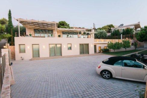 Luxury villa in Lagonisi Athens, Villas in Attica, Villas in south Athens, villas in Lagonisi, Real Estate Athens Riviera, Athens Riviera Villas 2