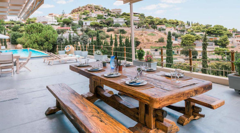 Luxury villa in Lagonisi Athens, Villas in Attica, Villas in south Athens, villas in Lagonisi, Real Estate Athens Riviera, Athens Riviera Villas 40