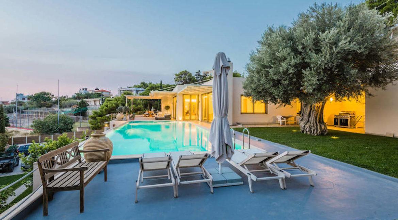Luxury villa in Lagonisi Athens, Villas in Attica, Villas in south Athens, villas in Lagonisi, Real Estate Athens Riviera, Athens Riviera Villas 41